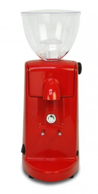Ascaso i-1 Mini Coffee Grinder Red