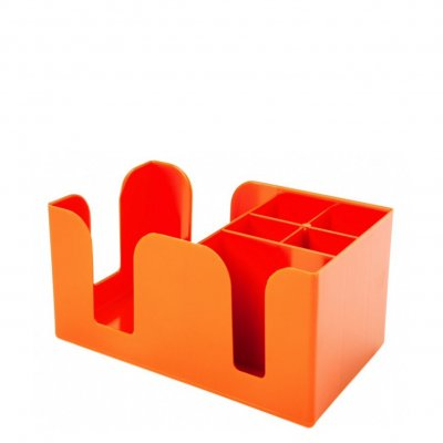 Bar Caddy Orange
