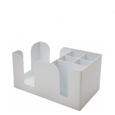 Bar Caddy White