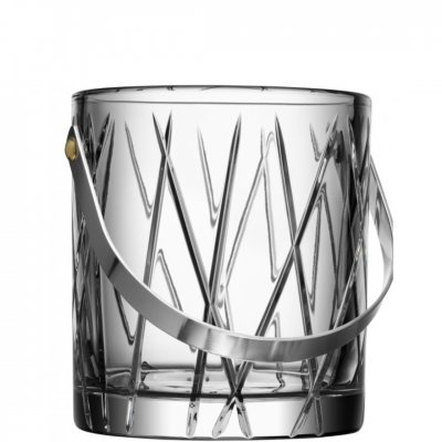 Orrefors City ishink ice bucket