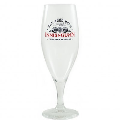 Innis & Gunn ölglas 40 cl 0,4 liter beer glass