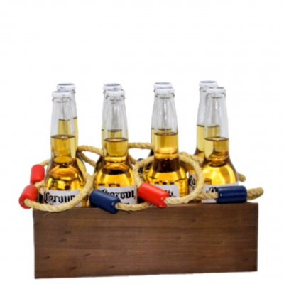 Beer Bottle Ring Toss dryckesspel