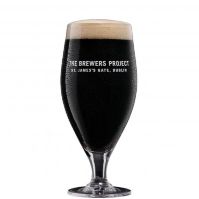 Guinness The Brewers Project ölglas