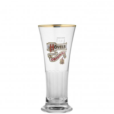 Hövels beer glass 20 cl