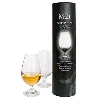 Malt whiskyglas 2-pack