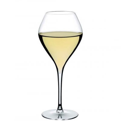 Peugeot Esprit Blanc white wineglass 4-pack