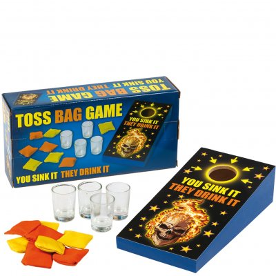 Toss bag game kasta påse spel