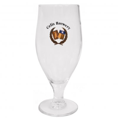 Celis brewing ölglas