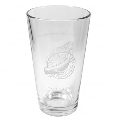 North Coast Brewing Co. Beer Glass 45 cl