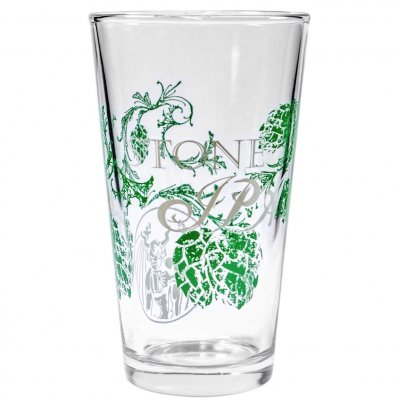 Stone IPA Ölglas Beer Glass