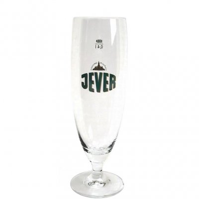 Jever beer glass 40 cl