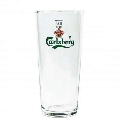 Carlsberg ölglas Beer glass 40 cl