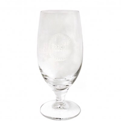 Raasted beer glass 40 cl