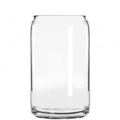Beer Can ölglas glass 47 cl