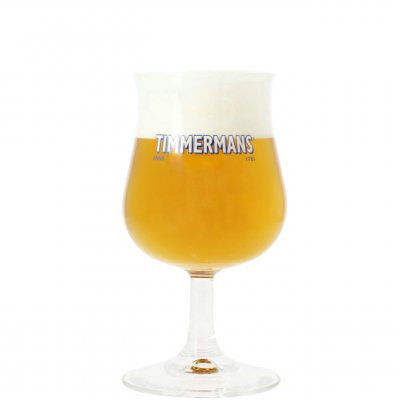 Timmermans beer glass