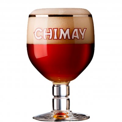 Chimay Trappist Ölglas 33 cl Beer glass