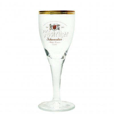 Köstritzer ölglas 20 cl beer glass