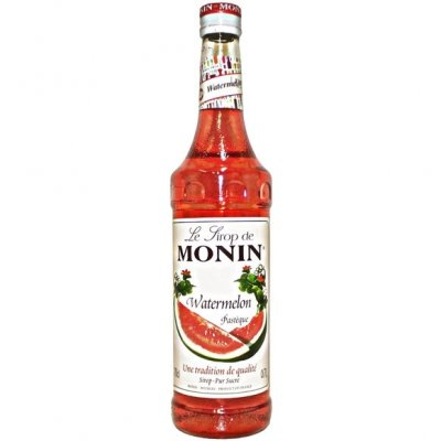 Monin Watermelon 70 cl syrup
