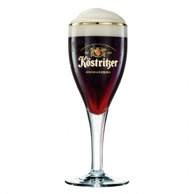 Köstritzer beer glass 30 cl