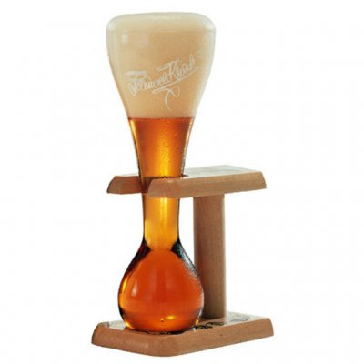 Kwak beer glass