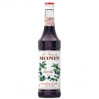 Monin Myrtille blåbär 70 cl