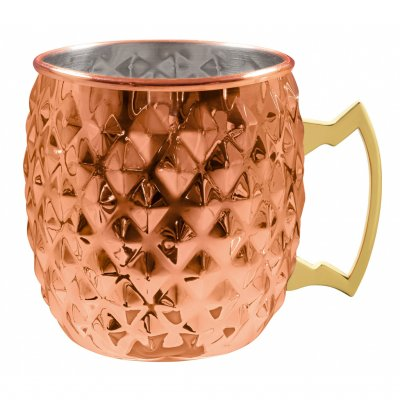 Moscow Mule kopparmugg diamant 55 cl