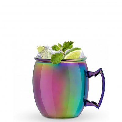 Moscow Mule Rainbow kopparmugg 50 cl