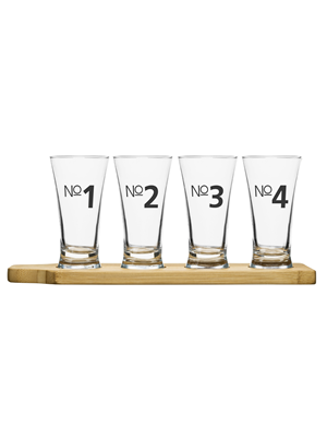 Beer Tasting Kit by Sagaform