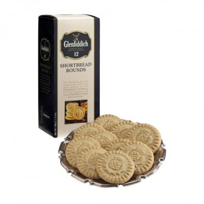 Glenfiddich Whisky Shortbread 150 gram