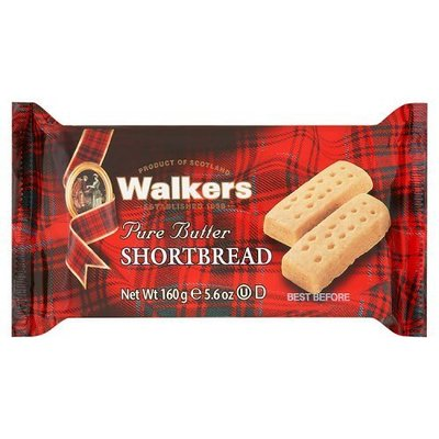 Walkers shortbread 160 gram