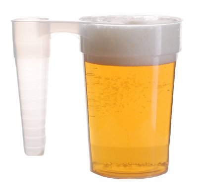 Stack-Cup plastic glass 56,8 cl 6-pack