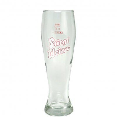 Stiegl Weisse beer glass 30 cl
