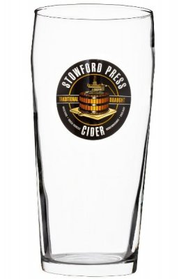 Stowford Press ciderglas