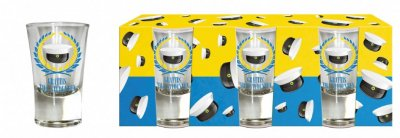Student shotglas 3-pack