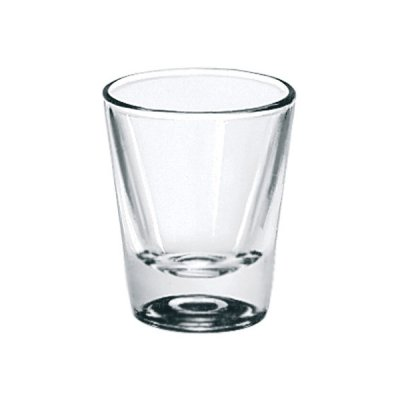 Shot glass whiskey 4,4 cl