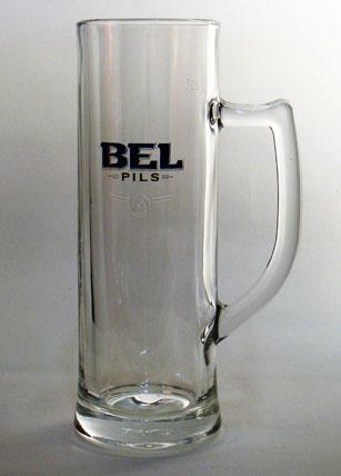 bel pils beer mug 50 cl belgium beer glasses. Black Bedroom Furniture Sets. Home Design Ideas