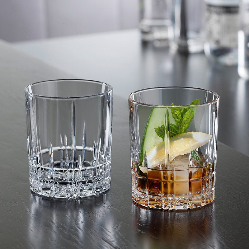 Perfect Serve D O F Whisky Glass Whiskey Glasses
